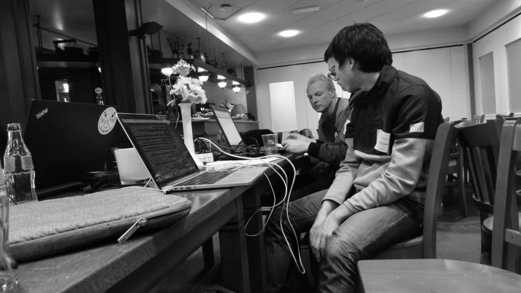 Hackathon - Borne